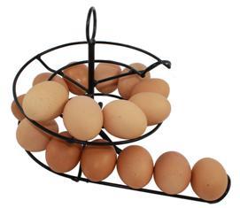 Egg Skelter zwart