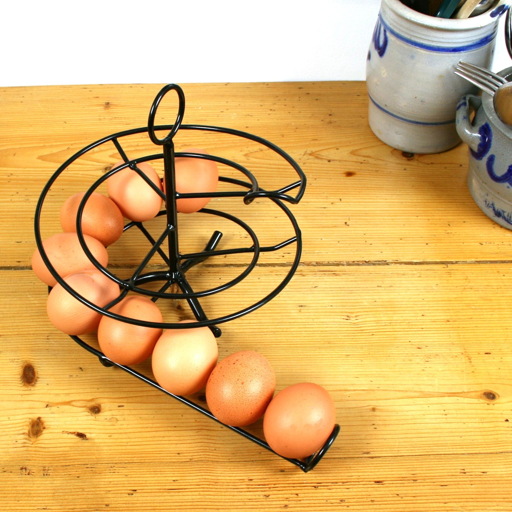 Handig Goed Eggskelter zwart