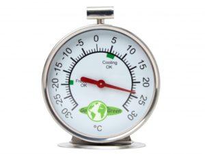 Koelkast en vriezer thermometer