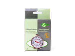 Koelkast vriezer thermometer