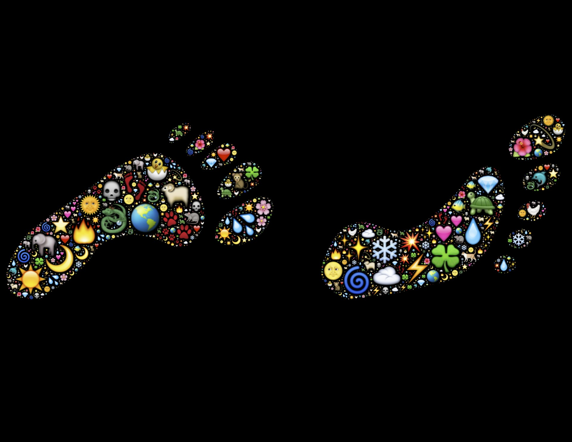 Handig Goed Footprint