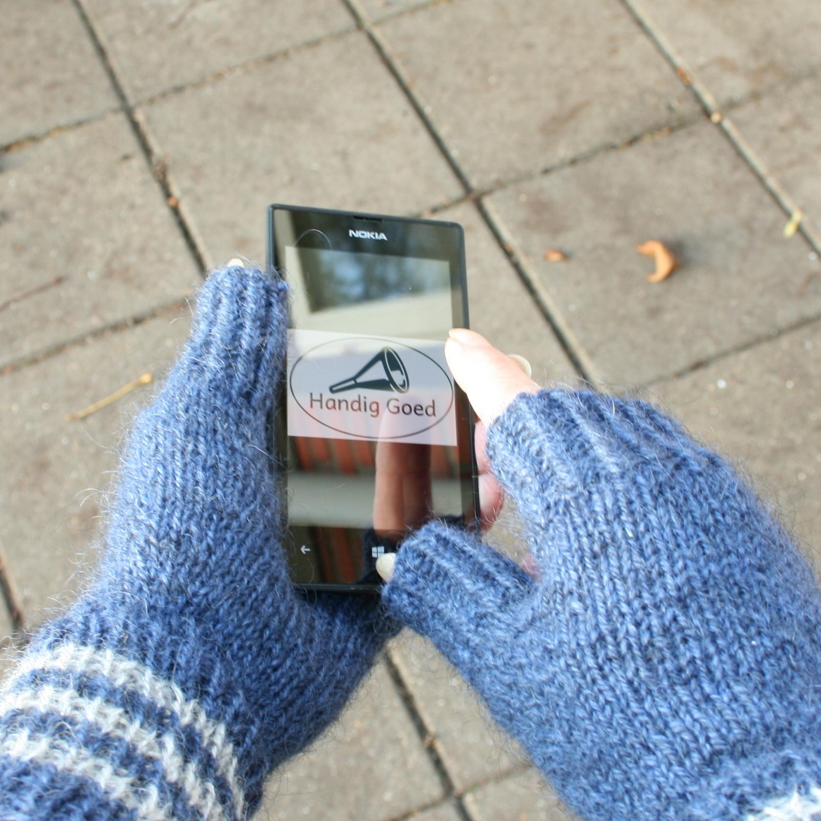 want en mobile telefoon