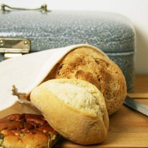 Broodzak van biologisch katoen (Bag Again)