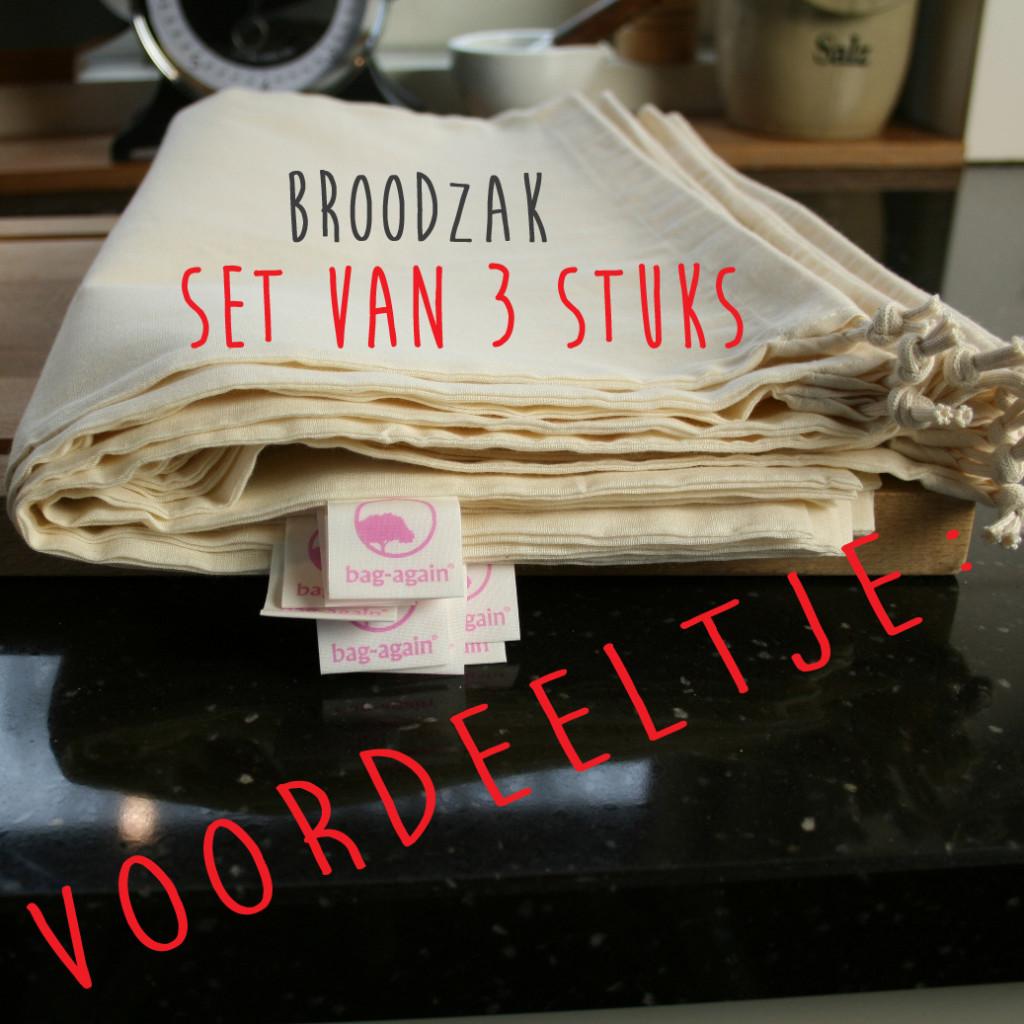 3x broodzak bag again