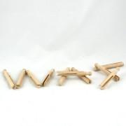 houten bolwasknijper