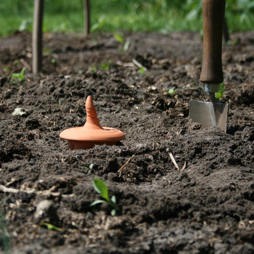 olla pot irrigatiepot