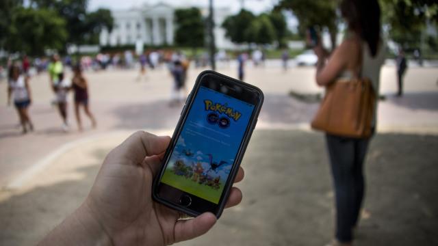 Blog- Pokemon Go