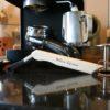 espresso borstel