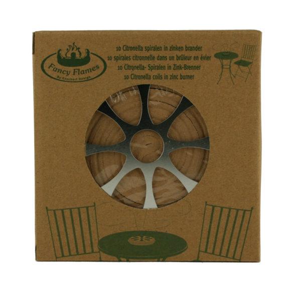 anti-muggen spiraal