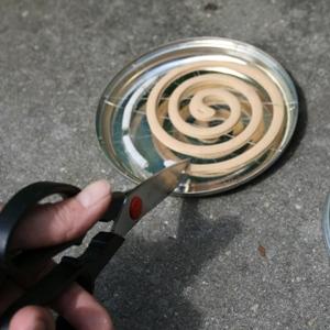 anti muggen spiraal