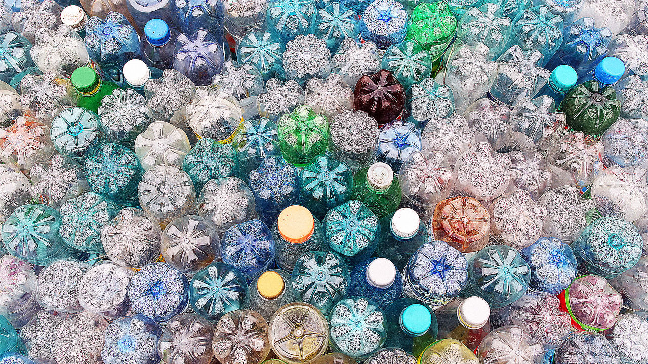 plastic goed
