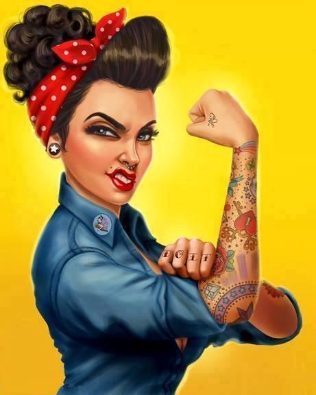 Mamma Wonderwoman?