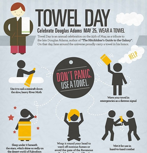 handdoek dag