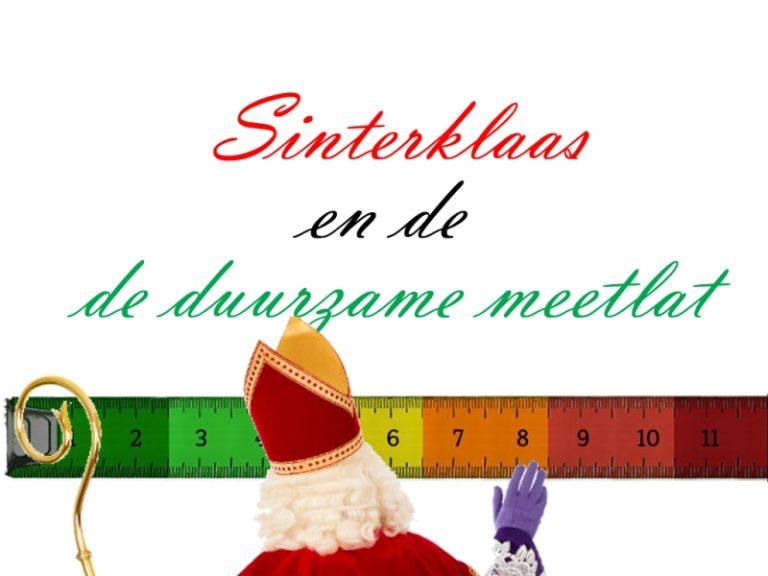 De duurzame meetlat – Sinterklaas