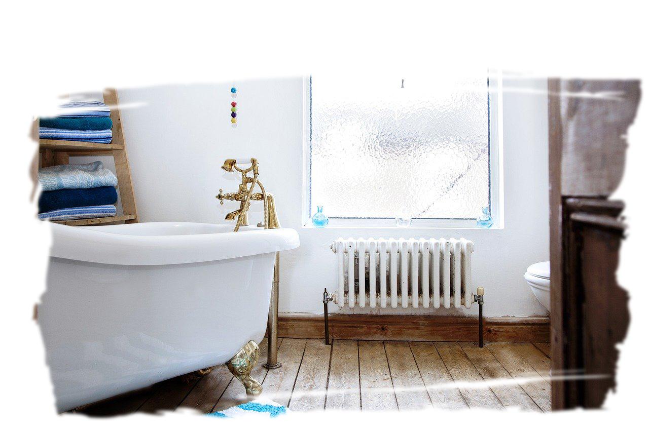 badkuip borstel