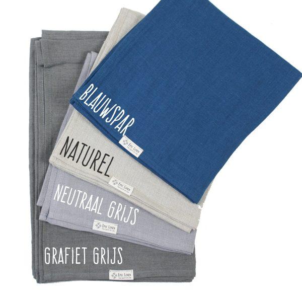 linnen handdoek